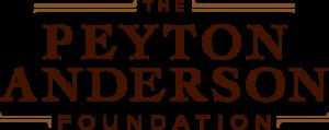 Peyton Anderson Foundation logo